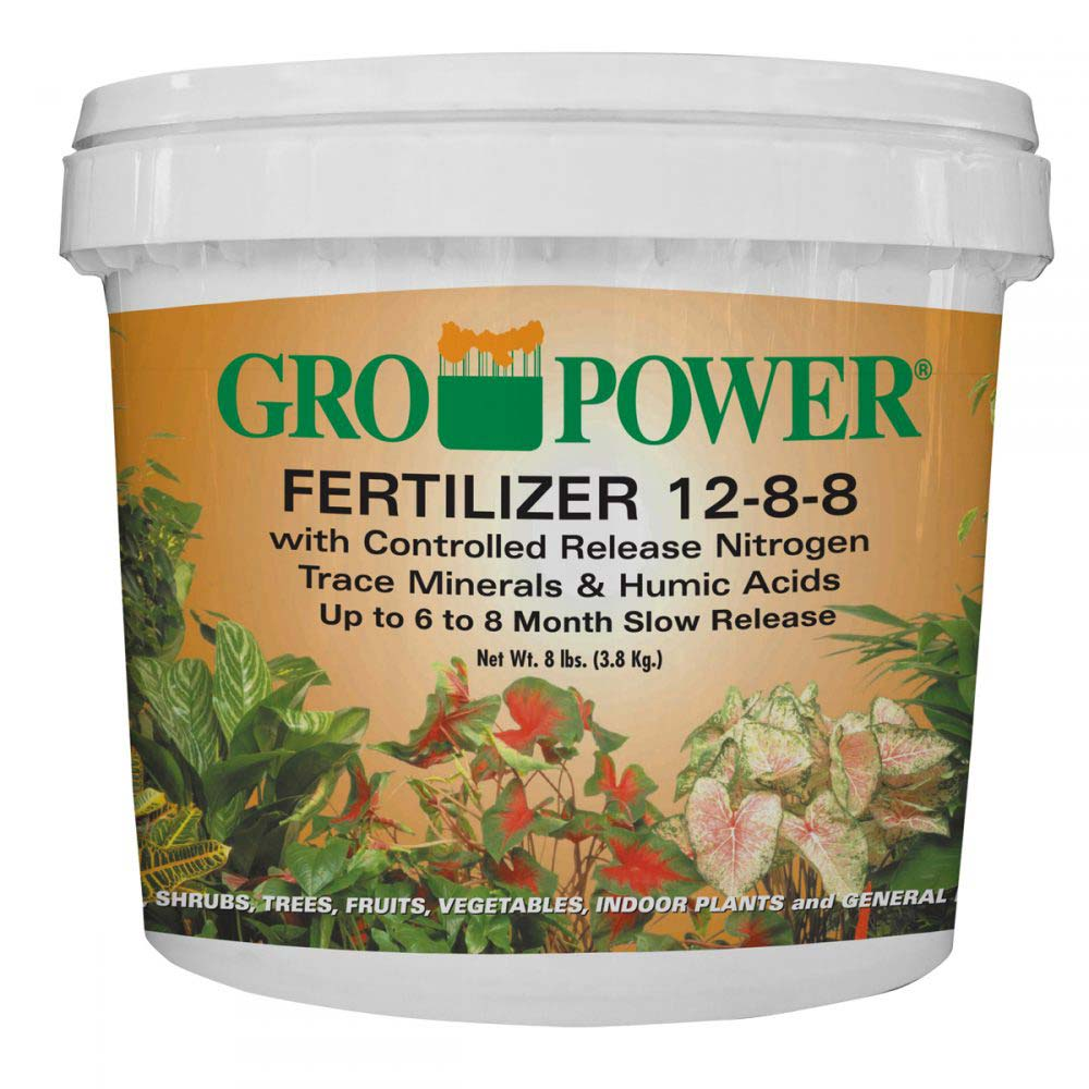 12-8-8 Fertilizer Controlled Release