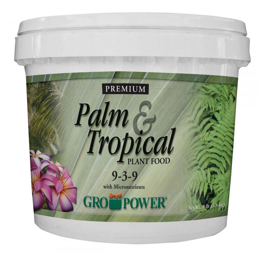 Palm & Tropical Plant Food Fertilizer