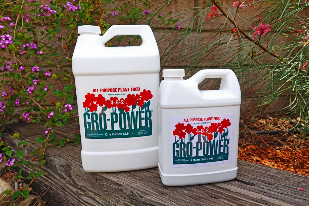 New Liquid Plant Food Bottles!